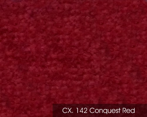 CX 142 CONQUEST RED