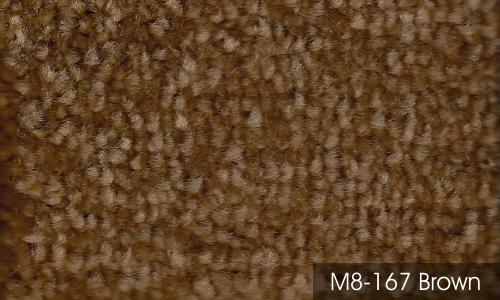 M8 167 BROWN