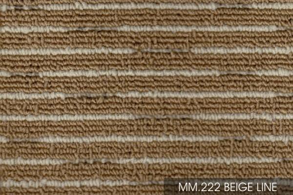 MM 222 BEIGE LINE