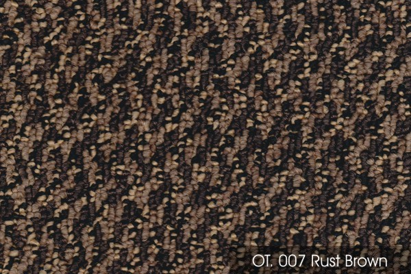 OT 007 RUST BROWN
