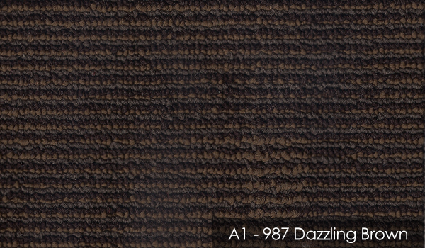 A1-987 Dazzling Brown