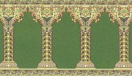 sajadah motif pilar