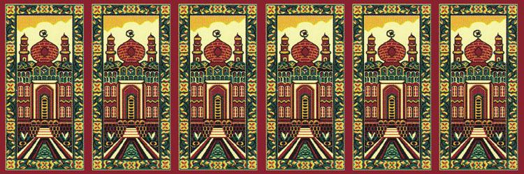 Mosque Merah