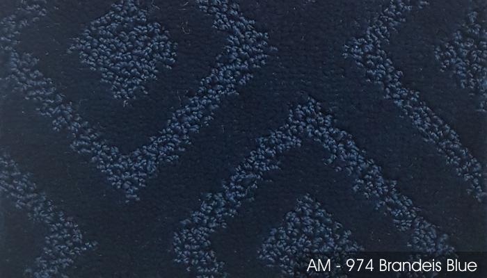 AM974 BRANDEIS BLUE