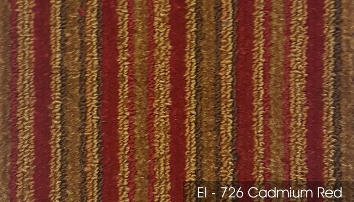 EI-726 CADMIUM RED