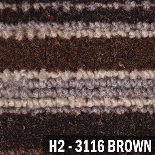 H2-3116 BROWN