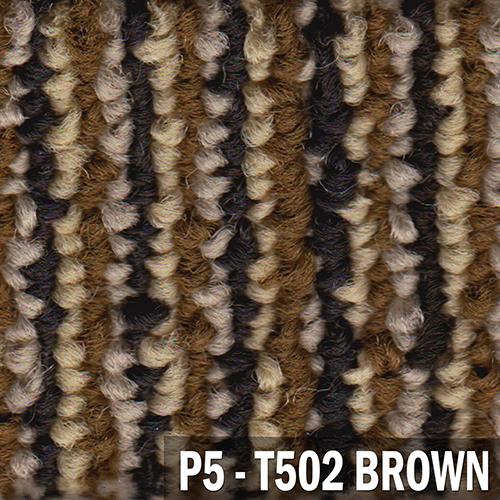 P5-T502 BROWN