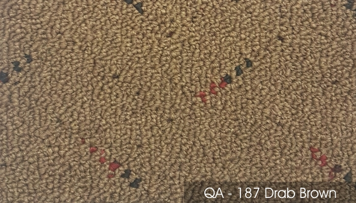 QA-187 DRAB BROWN