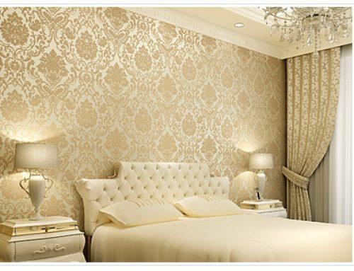 Cara memilih Wallpaper Dinding, Yuk Ikuti!
