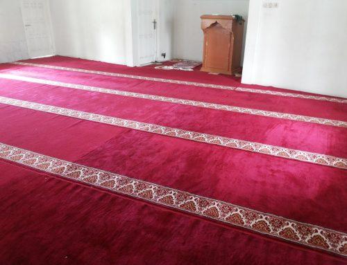 Tips Memasang Karpet Sajadah