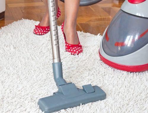 Cara Membersihkan Karpet Tanpa Dicuci
