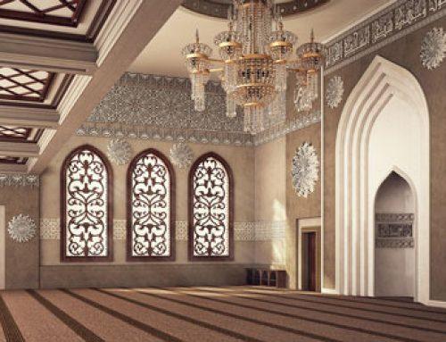 Ini 5 Tips Agar Karpet Masjid Wangi