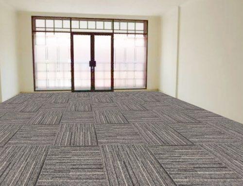 Alasan Penggunaan Karpet Tile Untuk Café
