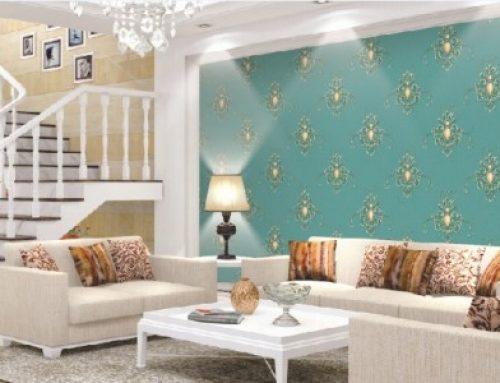 Bingung Memilih Wallpaper Ruang Tamu Elegan, Berikut Rekomendasinya